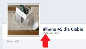 Facebook - iPhone